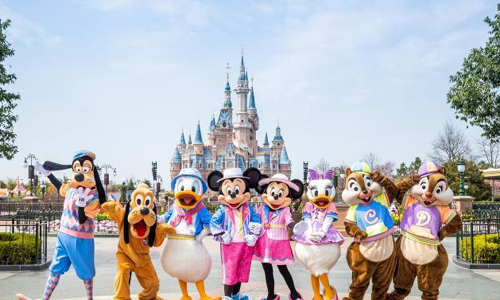 Tickets for Shanghai Disney's reopening available
